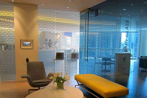 Spencer Stuart, Chicago IL, Glass Office Partitions